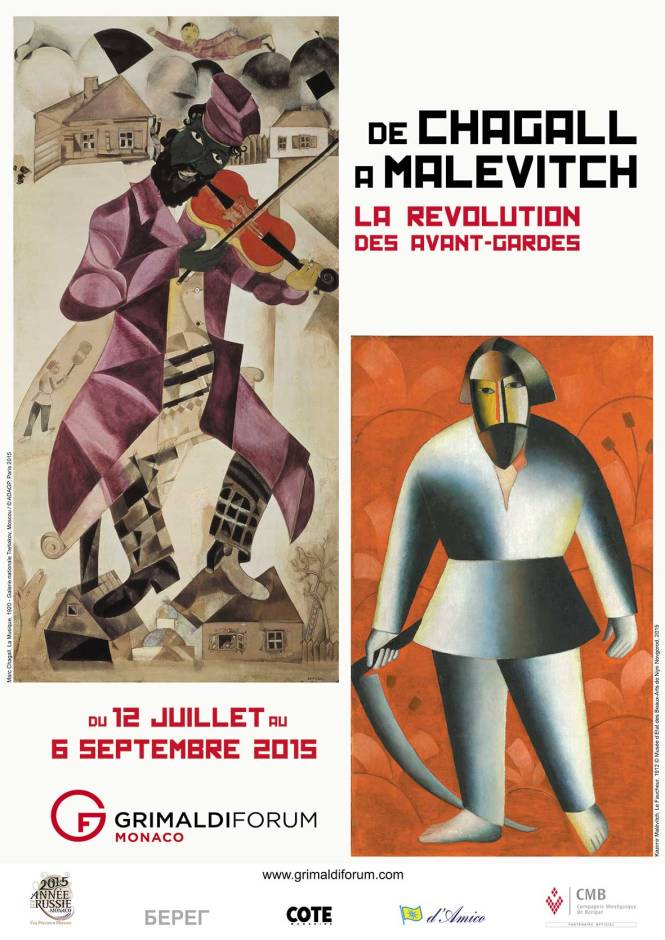 Chagall_Malevitch