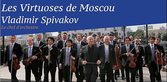 Virtuoses Spivakov