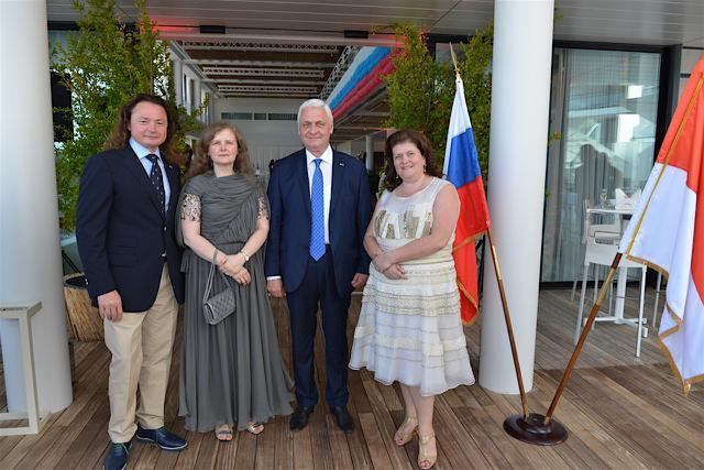 Jour de la Fête National de la Russie
